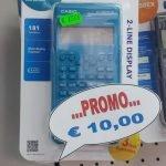 Calcolatrice Casio